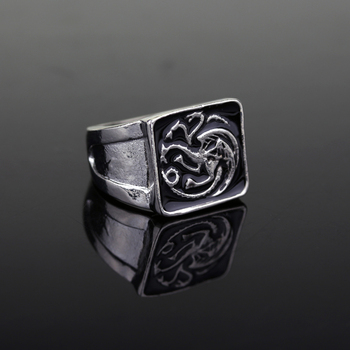 Targaryen Dragon Ring