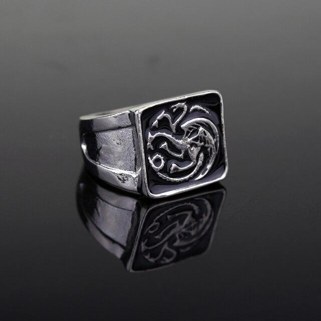 Targaryen Dragon Ring
