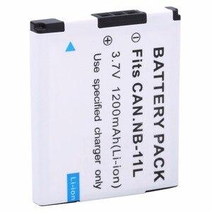 Image 2 - Bateria Para Canon PowerShot ELPH NB 11L 11L NB 11LHNB SX420 é, 170, 160, 150 é, 140, 135, SX400 IXUS 285 275