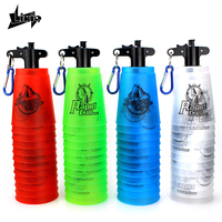 Rapid Game 12pcs Speed Cups With Net Bag Hand Lever Sports Special Stacks Toys Family And