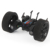 Novo design 2.4 ghz 4ch giroscópio rc zangão helicóptero diy deformável brinquedo de controle remoto brinquedo carro dublê diversão ao ar livre para crianças