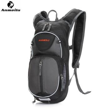 ANMEILU Motorcycle Waterproof Backpack Men Women Outdoor Travel Shoulders Bag Bike Riding Camping Backpack Bag