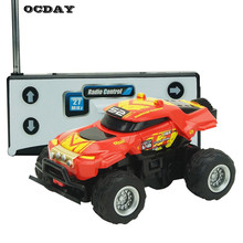 Electric RC Car 4CH Mini SUV Funny Kids Toys Sport Utility Vehicle Drift Remote Control Buggy Model Cars Toy Fine Gift For Kids цены онлайн