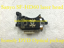 100% brand new Sanyo laser head SF-HD60 HD60 SFHD60 Optical pickup For homely DVD player 2pcs/lot