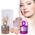 3D Electric Vibrating Makeup Powder Puff Soft Sponge Foundation Make Up Dynamic Puff Cosmetic Beauty Tool with Replaceable Puff