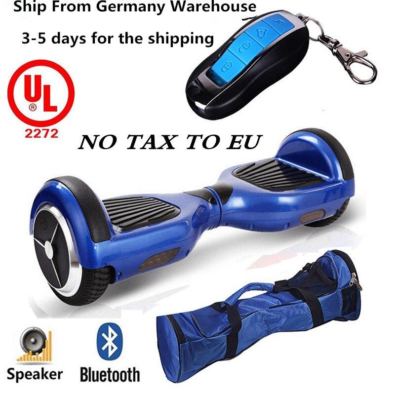 Europe entrepôt offre spéciale hoverboard smart 6.5 pouces chine hoverboard auto équilibrage hoverboard