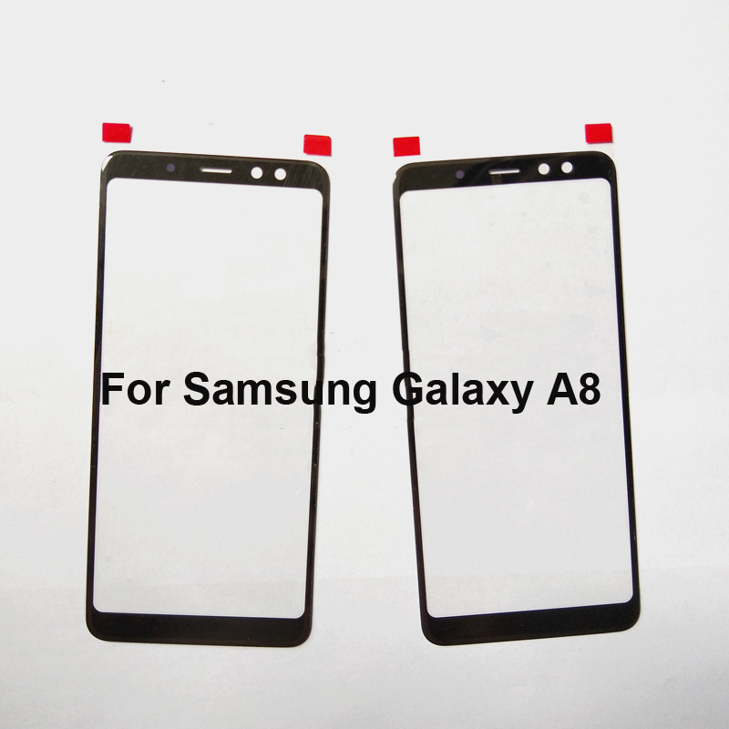 For Samsung Galaxy A8 2018 A 8 SM-A530N Grand Max Touch Panel Screen Digitizer Glass Sensor Touchscreen Touch Panel Without Flex