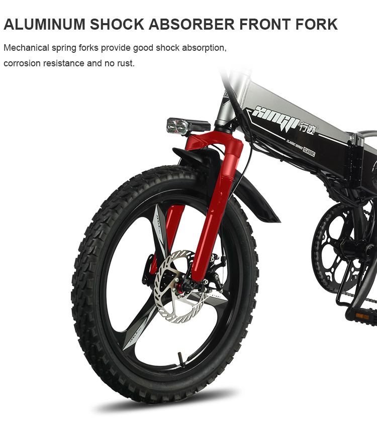 HTB1JzjlXZfrK1RkSnb4q6xHRFXaU - Daibot Transportable Electrical Bike Two Wheels Electrical Scooters 20 inch Brushless Motor 250W Folding Electrical Bicycle 48V For Adults