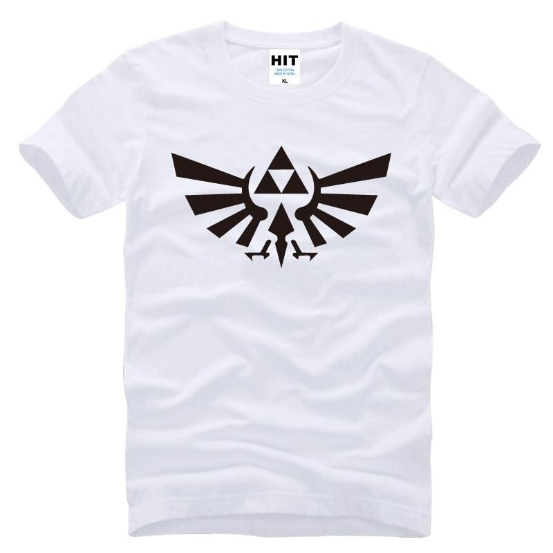 The Legend of ZELDA logo triforce juego Hombres Hombres Camiseta - Ropa de hombre - foto 3