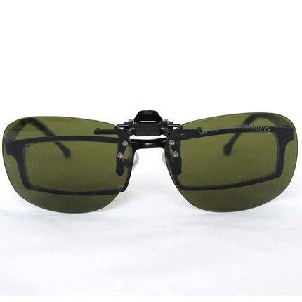 1064nm лазерной защитные очки YAG лазерная маркировочная машина резки защитные очки очки клип типа