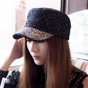 Caliente venta 2016 primavera, otoño, sombreros de invierno para mujeres gorras vans snapback moda