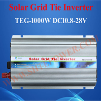 Mppt dc 12 v 16 v 24 v zu ac 110 v 120 v 230 v 220 v 1kw inverter Solarrasterfeldriegel
