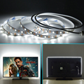 1m 2m 3m 5m LED Strip Light 2835 USB 5V 60leds/m Ledstrip Tape Non-Waterproof for TV Background Lighting Bicycle Decor Ribbon