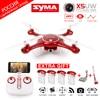 SYMA X5UW FPV RC Drone With 720P WiFi Camera 2.4G 6-Axis Flight-track, Sensor Operation,Headless mode VS X5UC RC Quadcopter