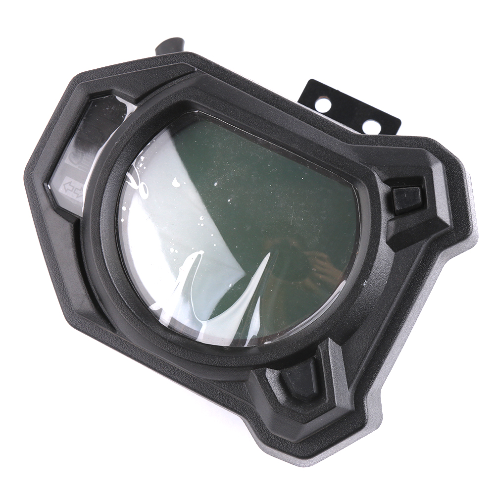 Мотоцикл ЖК-цифровой спидометр одометр тахометр расход топлива Таблица прибор для Ямаха БВС 125 Р
