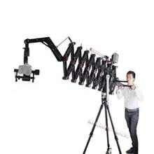 Для съемки видеокамеры фильм Регулируемый удлиняющий ножничный рычаг телескопическая стрела