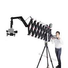 On sale For Shooting Video Camera Film Adjustable Extending Scissor Arm Telescopic Boom