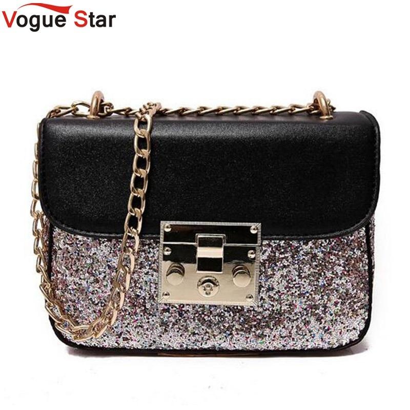 Vogue star Brand Designer 2017 Summer Fashion Single Chain Women Crossbody Bag Female PU Leather Shoulder Bag Messenger Bag LB55 gl brand vogue 3colors jf0017