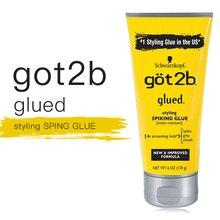 Got2b клееный спрей замораживания ультра клееный Непобедимый гель для укладки волос
