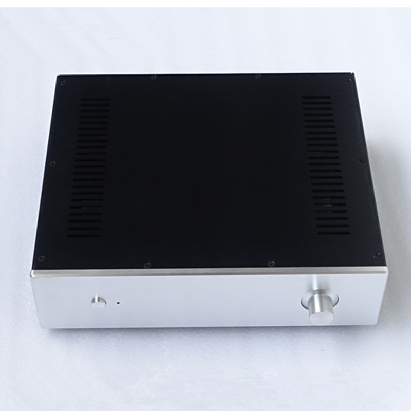 цена на BZ3609 Aluminum enclosure Preamp chassis Power amplifier case/box size 360*92*307mm