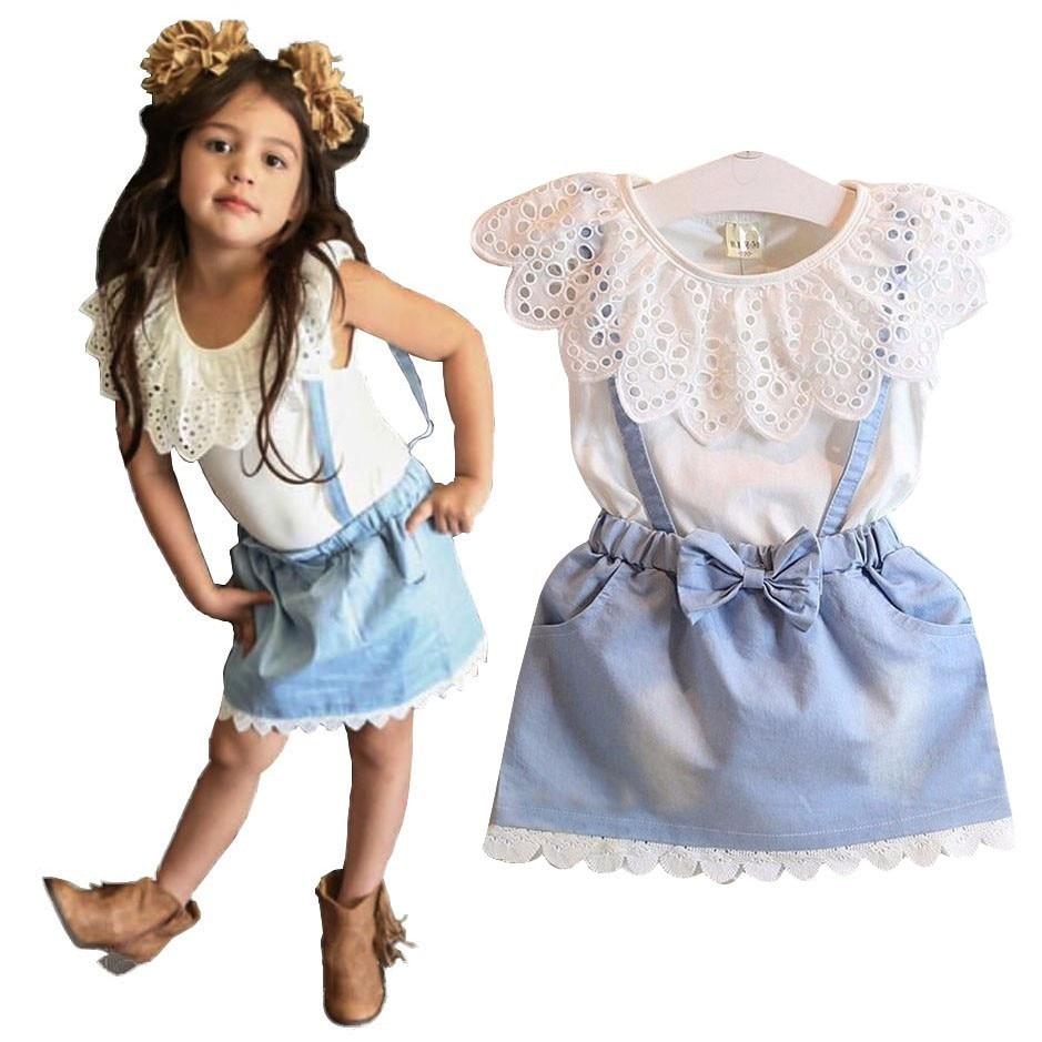 VIMIKID neue Mädchen, die gesetzte Minnie Punkt - Kinderkleidung - Foto 2