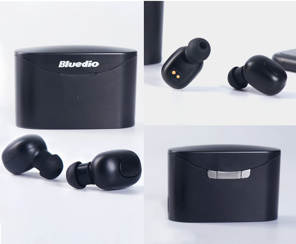 Bluedio T-elf Mini TWS Sports Earbuds And Bluetooth Earphone With Charging Box 15