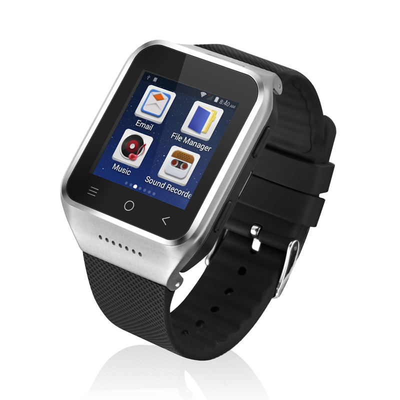 New Upgrade S8 3G Smart font b Watch b font 1 54 Android4 4 MTK6572 Dual