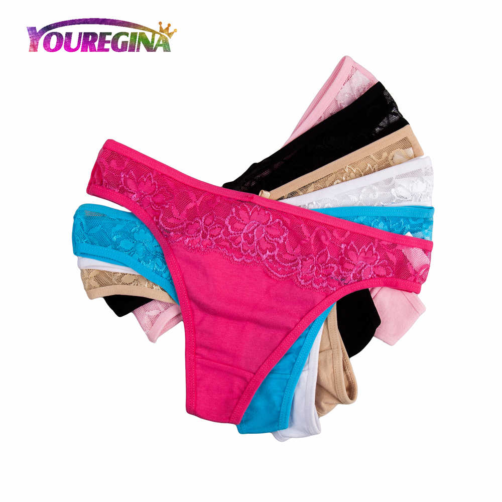 82e16572d306 YOUREGINA Women's Sexy G-strings Thongs Women Underwear Cotton Panties  Ladies Lingerie Tangas for Women