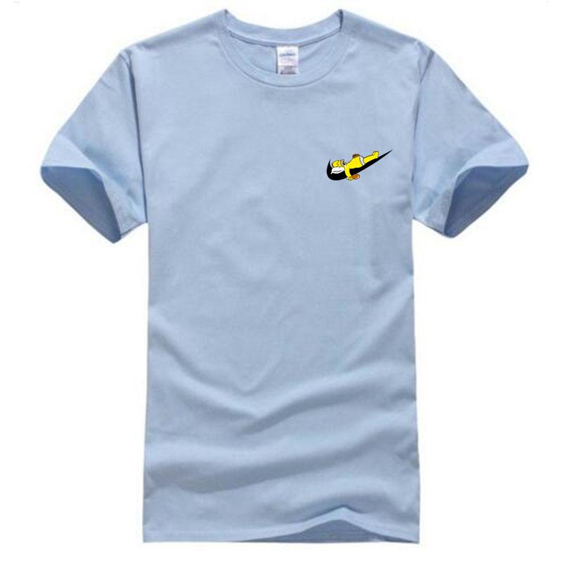 2017 милый видел Troy футболки мужские Пума мужчин и женщин 100% хлопок прохладный футболка прекрасный каваи лето джерси костюм футболка топы correcting