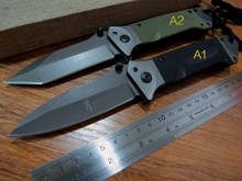 5PCS/LOT New sale Efeng Custom E-DA35 Folding Knife, Tactical Knife, Camping Knife, outdoor Tools, G10 handle knives