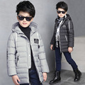 New Parkas Coat for boys Winter Autumn Jackets High Quality Cotton Children Down Jacket Thick Infant Hooded Clothes