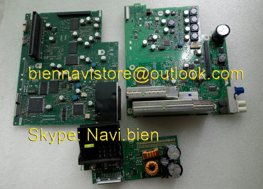RNS510 mainboard +Radio board new style for VW Volkwagen RNS510 car GPS navigation audio systems