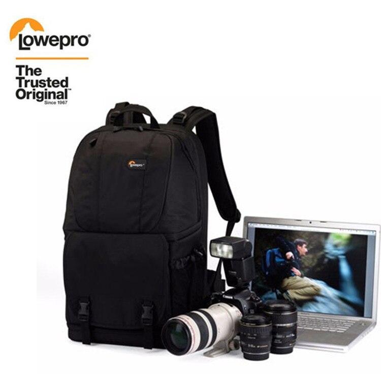 NEW Genuine Lowepro Fastpack 350 AW Photo DSLR Camera Bag Digital SLR Backpack laptop 15 4