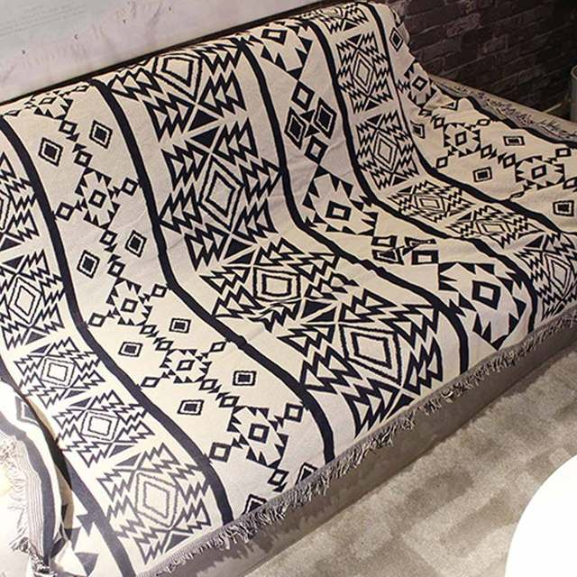 Awe Inspiring Us 30 08 22 Off Persian Knitting Leisure Throw Bed Sofa Bedspread Home Decoration Bohemia Hanging Wall Tapestry Couch Cover Car Warm Blankets In Pabps2019 Chair Design Images Pabps2019Com