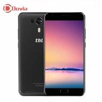 THL Knight 1 4 г смартфон 5,5 дюймов FHD Android 7,0 MTK6750T Octa Core 3 ГБ оперативная память 32 Встроенная 13MP отпечатков пальцев мобильного телефона