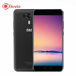 "THL Knight 1 4G Cellphone 5.5"" FHD Android 7.0 3GB RAM 32GB ROM MTK6750T Octa Core 13MP Dual Cameras Fingerprint Mobilephone"