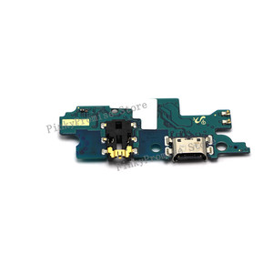 Image 3 - Samsung Galaxy M20 M205F M205FN M205G USB şarj portu şarj ünitesi fiş konnektörü Flex kablo yedek parçaları