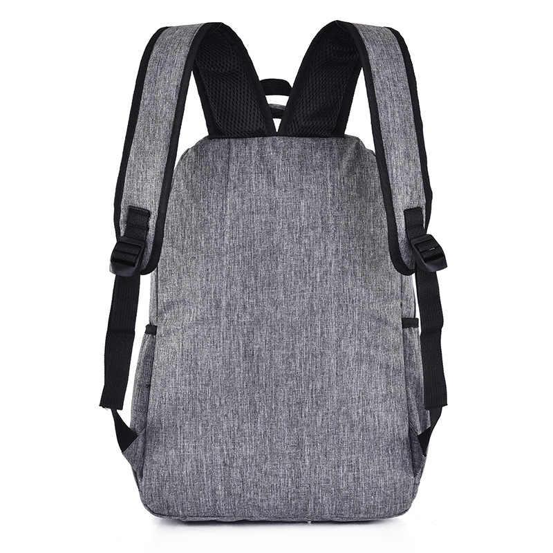 Мужской рюкзак сумка бренд 15,6 дюймов ноутбука тетрадь Mochila для мужчин непромокаемые Back Pack школьная сумка рюкзак wo красный