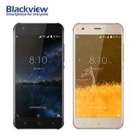 Blackview A7 1GB 8GB Smartphone 5 0 Inch HD MTK6580A Quad Core Mobile Phone Dual Rear