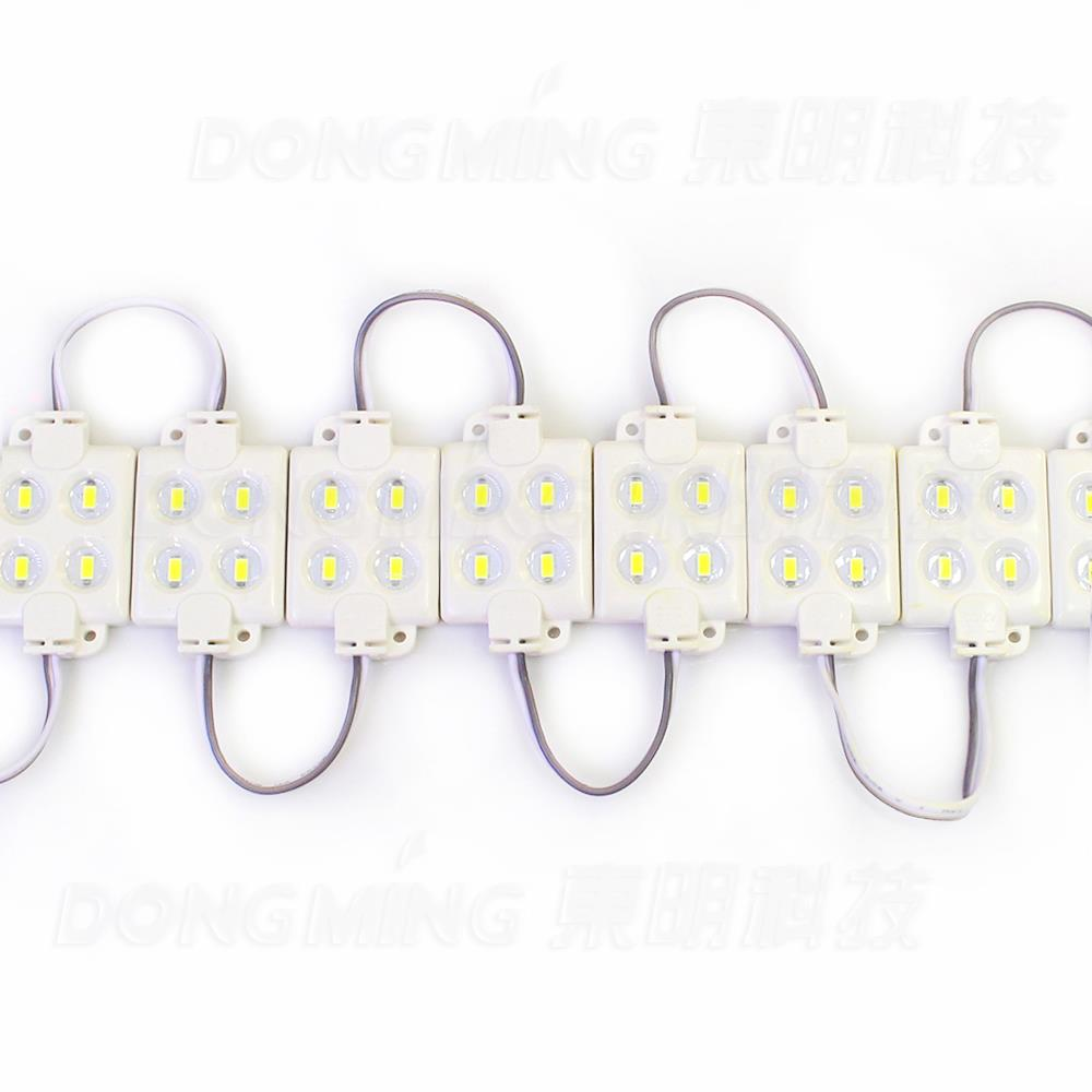 Hot Injection led module light 5630 waterproof IP66 7000-8000k cool white led signage light 4 led module 5050 super brightness