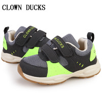 Palhaço Patos Clássicos Infantis Sapatos Meninos Meninas Lona Crianças Sapatilhas Tendão Sapatos Casuais Cor Sólida Garcon Enfant Chaussures 044
