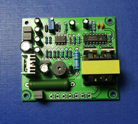 SG3525 Isolated Driver Board 12V 24V Preamp Overcurrent Protection