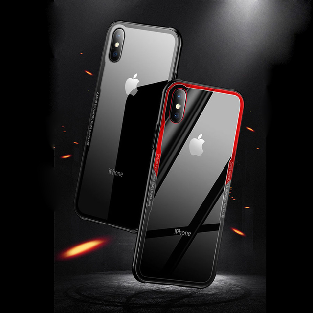 detailed look e9eca 5dec4 US $0.78 15% OFF|for VIVO X21 Case VIVO V5 V7 Plus Y85 X21 X9 X9S X20 Plus  Soft Acrylic Back Cover Case for iPhone X Case iPhone 6 6s 7 8 Plus-in ...