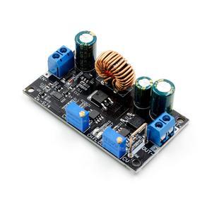 Image 4 - 4,8 30V Solar Ladegerät Lade Controller DC DC Spannung Einstellbar Schritt Up und Unten Automatische Boost/buck Converter Power Module