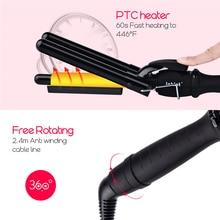 Hair Waver Roller Fast Heating Iron Glove