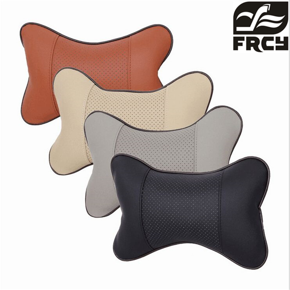 Car Styling Car Headrest Decoration Car Sticker For Rio Vw