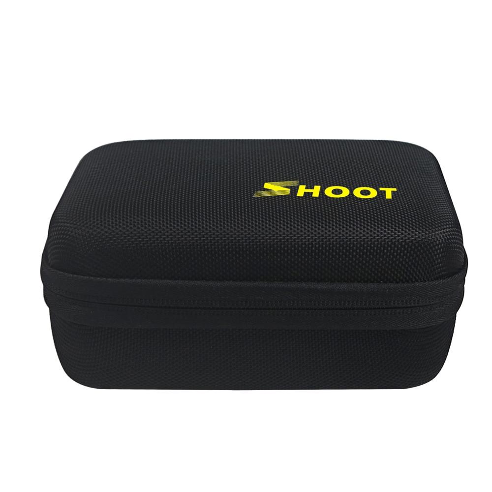 SHOOT EVA Small Size Action Kameraskyddslåda till GoPro Hero 7 6 5 4 - Kamera och foto - Foto 2