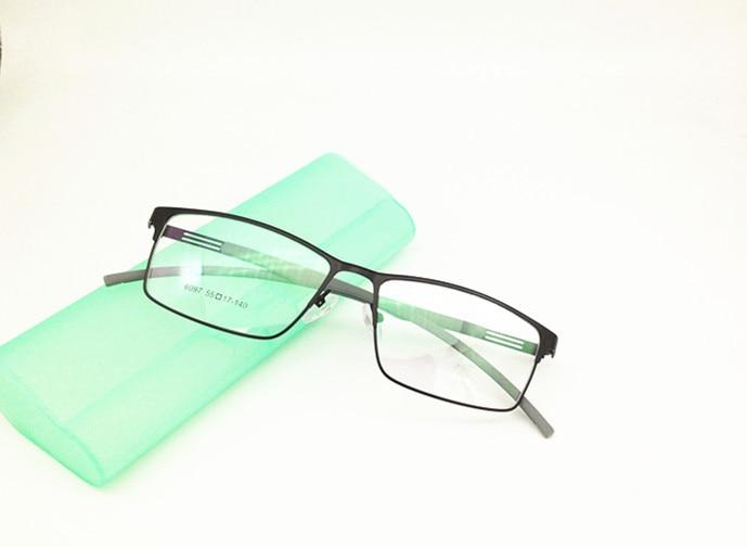 Eyesilove men Anti-blue ray myopia glasses women anti-blue light eyeglasses ultra-light prescription glasses -0.50 to -6.00