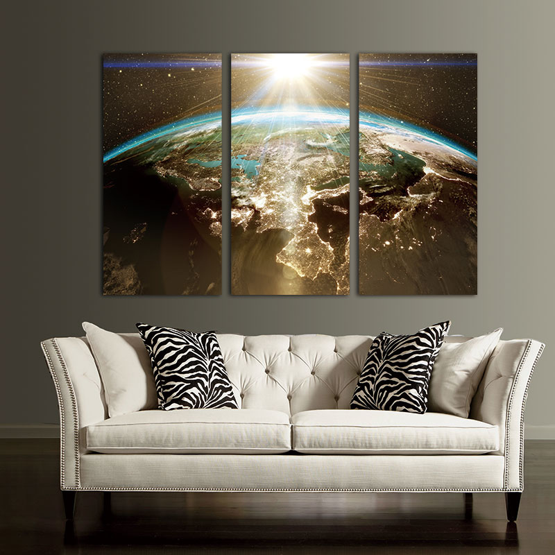 Buy canvas painting wall art picture - What type of paint for living room walls ...
