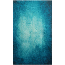 Fantastic Blue Photography backdrop Photo Studio Background Stage Scenic 1X1.5M